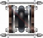 STF DWG Straight (Retaining Rings and Limit Rods Sold Seperatly)